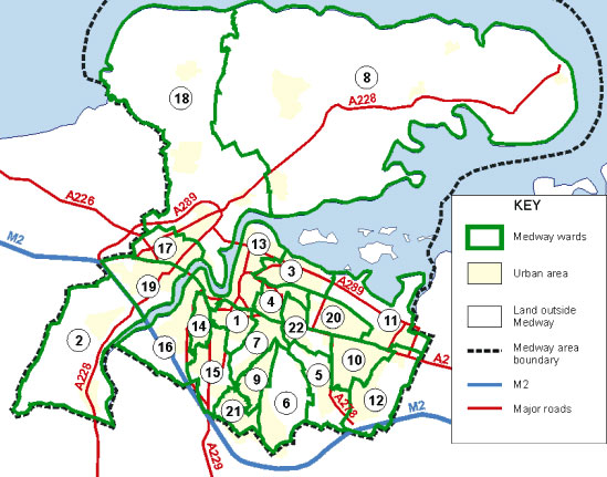 Buying Elections >> Wards - The Political Medway